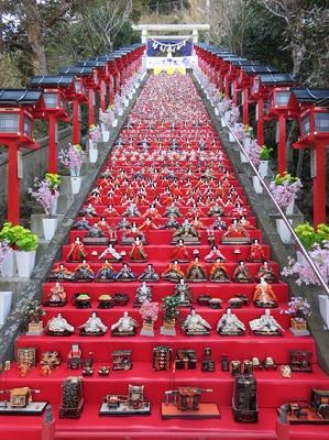 勝浦 ひな祭り